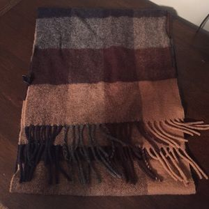 Altea Other - Altea 100% cashmere men's scarf