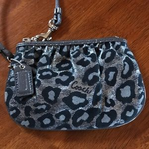 Coach Handbags - COACH Limited Edition Wristlet. Wow. NEW!