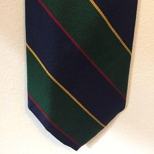 J. Crew Other - J. Crew English Silk Diagonal Stripe Tie