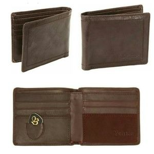 Brixton Other - 🆕 Brixton chord brown wallet