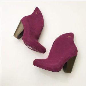 Vivienne Westwood Shoes - Vivienne Westwood Suede Booties