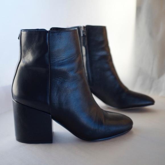 6ddbac126d25e8 Sam Edelman Taye boots (leather). M 5883dc4e6a5830530801c730