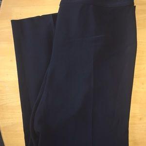 Marina Rinaldi Pants - Navy Marina Rinaldi Trousers