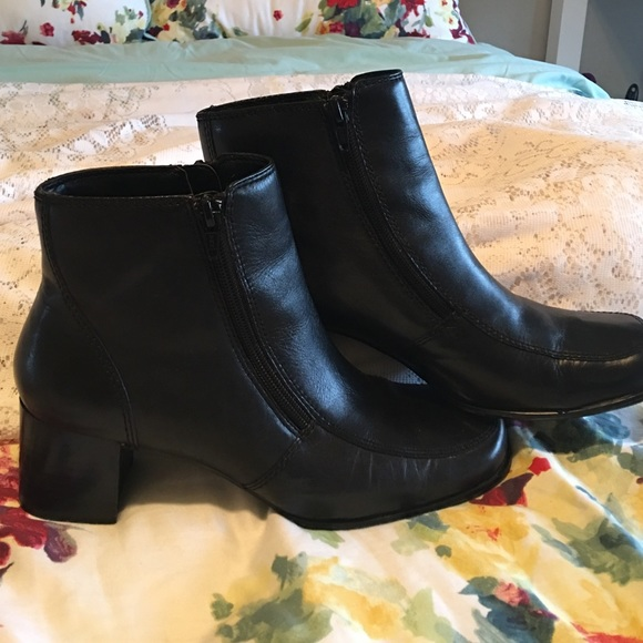 St Johns Bay Ankle Boots   Poshmark