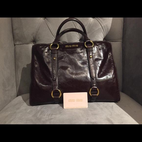 Gorgeous Miu Miu Bag! 99e92ee0dee05