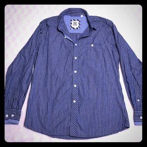 Paper Denim & Cloth | Men's Blue Button Down