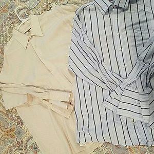 Bundle of designer men's dress shirts!!!