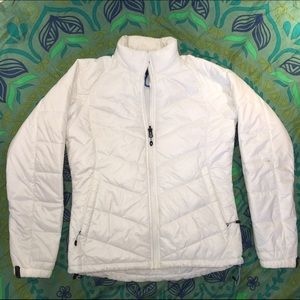 102768caf3486d The North Face Jackets & Coats - Eastern Mountain Sports White Winter Jacket