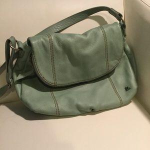 The Sak Handbags - SAK Seafoam Green Hobo Purse 🐸🐸🐸🐸🐸🐸🐸🐸🐸🐸