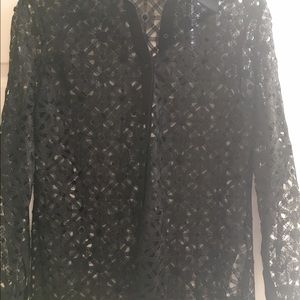 Hoss Tops - Hoss lace blouse