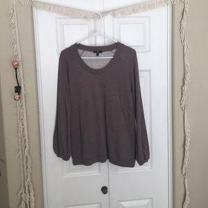 Gap French Terry Sweater
