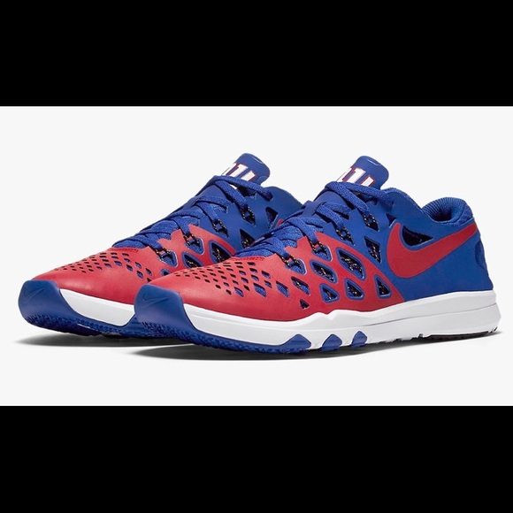 NIB Nike NY Giants Men s Sneakers 69e75f9f6276