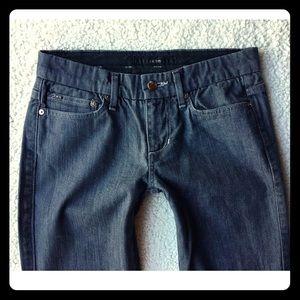 Joe's Jeans curvy bootcut gray women's jeans