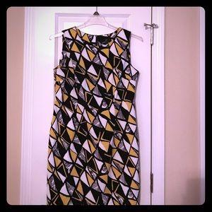 Ronni Nicole Dresses & Skirts - Geometric Design Dress