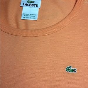 Lacoste Tops - NWOT Lacoste Tshirt