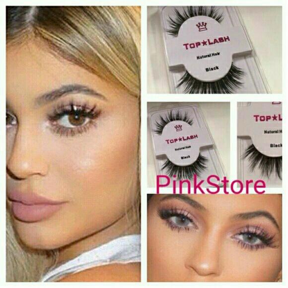 a6fa06e391e Makeup   5 Pairs Mink 3d Eyelashes Top Lash   Poshmark