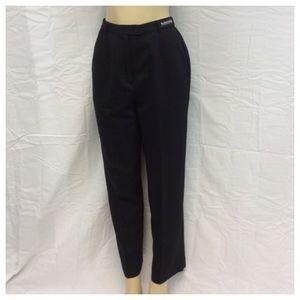 Koret Pants - KORET LADIES BLACK SLACKS