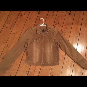 Abercrombie & Fitch corduroy jacket size S