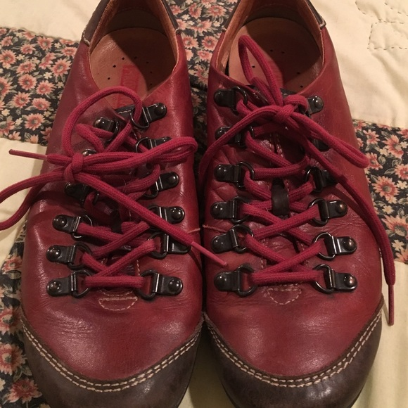 6604a11d PIKOLINOS Shoes   Red Made In Spain Size 38   Poshmark