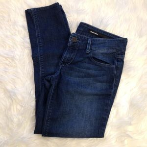 Black Orchid Denim - Black Orchid Ankle Cropped Skinny Jeans