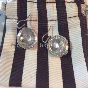 henri bendel Jewelry - Henri Bendel crystal earrings