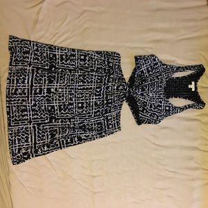 silence + noise Dresses & Skirts - Cutout dress