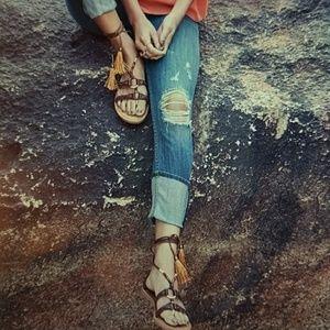 🎉flash sale🌸HOST PICK🌸NEW DV gladiator sandals