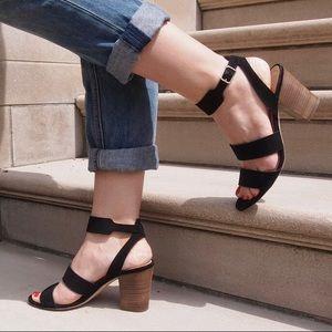 J. Crew Shoes - J. Crew Aubrey Midheel Sandals