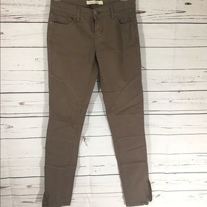 Forever21 brown jeans