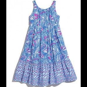Lilly Pulitzer Maxi Dress, Fits Adult Small