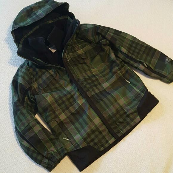 4b4181014 Columbia Jackets & Coats | Boys Bugaboo Interchange Jacket Small8 ...
