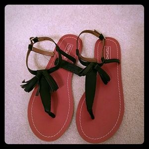 [Topshop] 🎀Last ONE size 8🎀 NEW sandals 🌸HP🌸