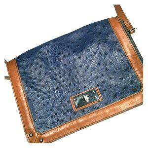 Merona Faux Leather Crossbody
