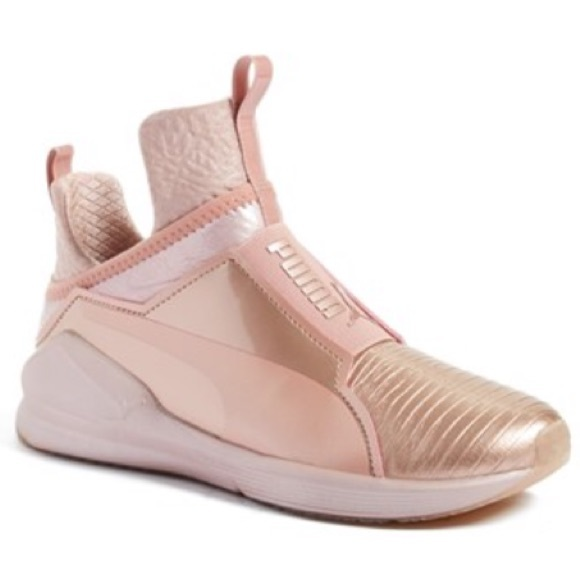 kylie puma shoes pink