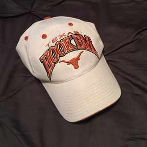 Other - White Texas Longhorns Cap