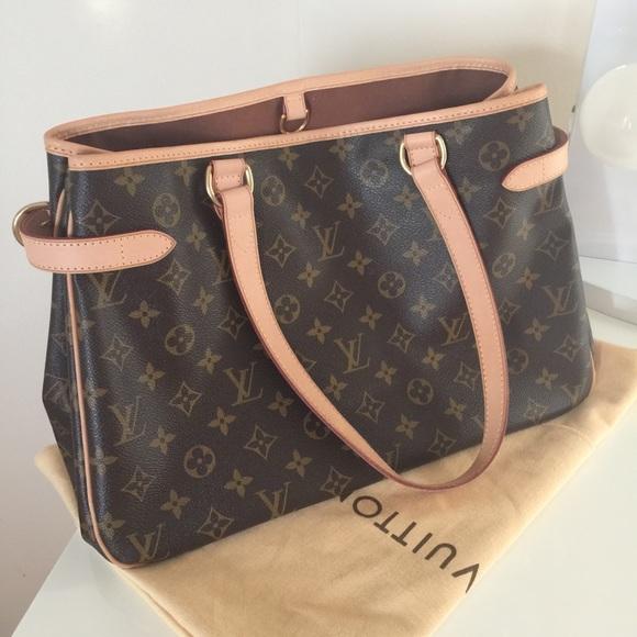 531215fe382 Louis Vuitton Batignolles Horizontal Bag
