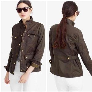 J. Crew downtown field boyfriend jacket