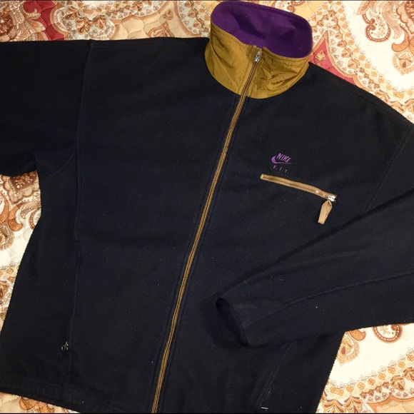 e023e9740e Vintage Nike Fit x ACG x Fleece Jacket x Sweater. M 5883f313620ff720780c4d1a