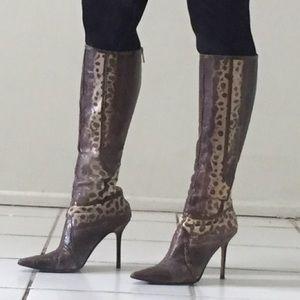 3f67ffa1c3 Jimmy Choo Shoes - Jimmy choo snakeskin boots