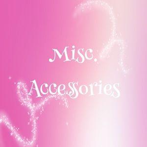 Accessories - Miscellaneous Accessories