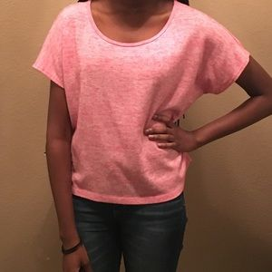 Forever 21 Tops - Cute Pink Blouse