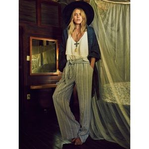 🆕 Free People Wrap Linen Pants