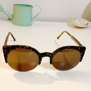 "RetroSuperFuture Accessories - SUPER by Retrosuperfuture ""LUCIA"" Sunglasses"