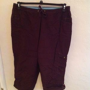 Just My Size Pants - Woman's Size Pants/Capris