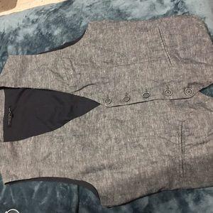 Other - Blue vest