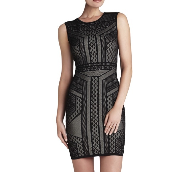BCBG Dresses & Skirts - BCBG stretch knit dress
