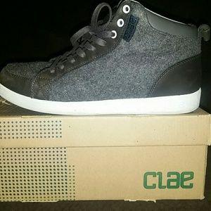Clae Other - Wool clae sneakers
