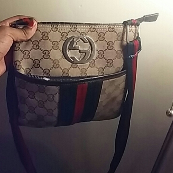 48% off Gucci Handbags - Gucci side purse from Kayla's closet on ...