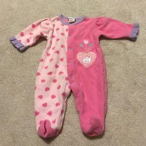 Bon Bebe Other - Bon Bebe girls onsie pink 0-3 months