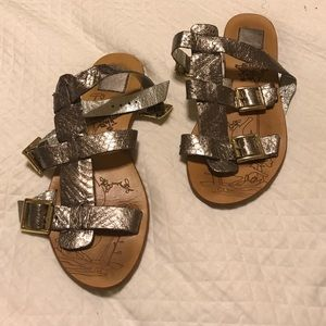 Dolce Vita gladiator sandals size 7